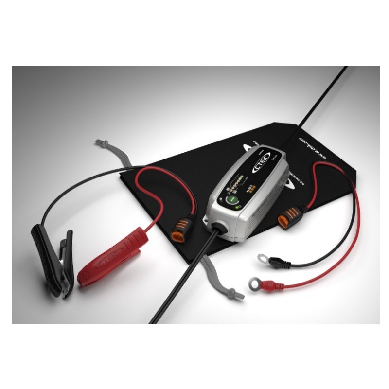 Car Battery Charger 3 8a 12v